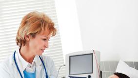 Обследование в медицинском центре