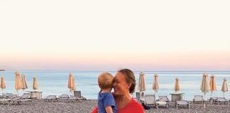 Ольга Ломоносова: «Когда трое детей, не до маникюра»