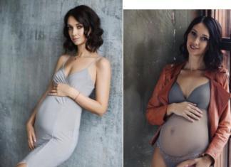 Актриса Анастасия Цветаева делится кадрами счастливой беременности (ФОТО)