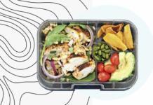 Идеальный ланчбокс: 8 вкусных и красивых идей для обеда на работе