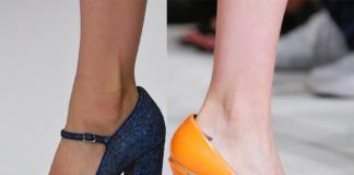 Женские модные туфли весеннего сезона 2019