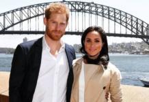 Канал CBS презентует документальный фильм о жизни Меган Маркл и принца Гарри
