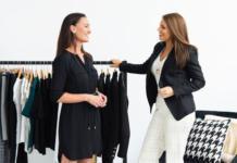 Помощь специалиста в подборе одежды