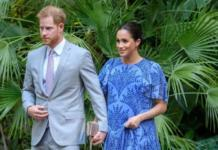 Меган Маркл и принц Гарри впервые стали родителями!