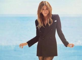 Дженнифер Энистон снялась в стильной фотосессии для Harper´s Bazaar (ФОТО)