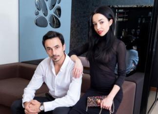 Стало известно, когда Екатерина Кухар и Александр Стоянов сыграют красивую свадьбу
