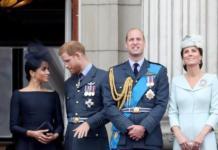 Принц Гарри и Меган Маркл покинули Королевский фонд и еще больше отдалились от Кейт и Уильяма