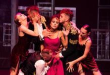 D'Arts Dance Project показали, что находится за дверью (ФОТО)