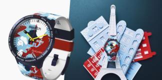 5 мировых столиц на твоей руке: Swatch создал коллаборацию с брендом одежды A Bathing ape
