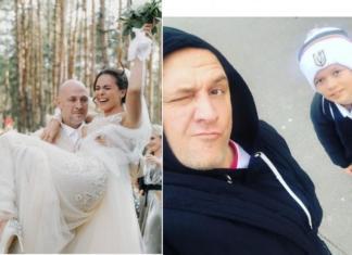 Стало известно, как сын Потапа отреагировал на его свадьбу с Настей Каменских