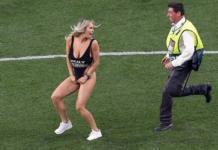 Плата за быстрый успех: Кинси Волански лишилась страницы в Instagram из-за выходки на Лиге Чемпионов