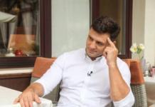 Бурная молодость и политические амбиции: что Николай Тищенко думает о скандальных слухах