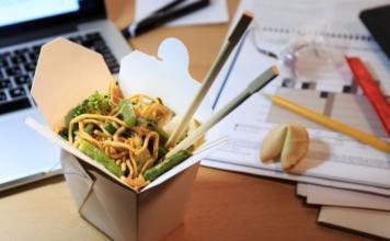 Обеды в офис