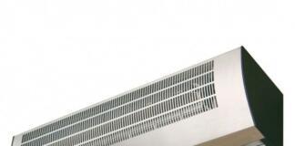 Тепловые завесы без нагрева