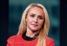 СМИ: Хайден Панеттьери после расставания с Кличко и из-за личных проблем год не видела дочь