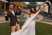 Рэпер T-killah женился: первые фото и подробности свадьбы