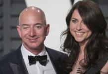 Самый богатый человек в мире официально развелся: глава Amazon Джефф Безос оставил бывшей жене 38,3 миллиарда отступных