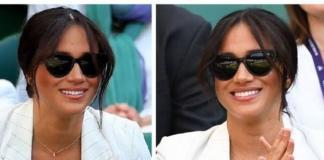Совершенно неофициально: Меган Маркл поддержала подругу на теннисном турнире (ФОТО+ВИДЕО)
