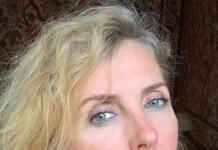 Парик или свои: Светлана Бондарчук сменила прическу