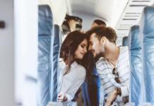 Каждый 50-й путешественник находит любовь всей жизни во время полета