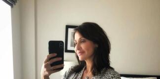 Натали Имбрулья ждет первенца от анонимного донора