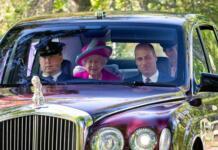 Кейт Миддлтон блекнет на фоне Елизаветы II