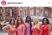 5 моделей на обложке Glamour, которые затмят старую гвардию