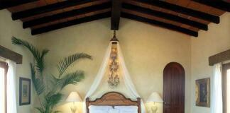 Испанские спальни