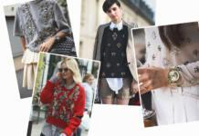 С чем носить вещи со стразами: 5 современных идей