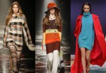 Платье-свитер: актуально, комфортно, стильно