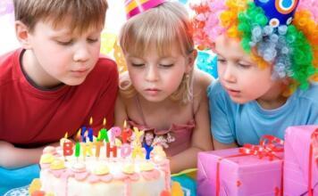 Как подготовиться к детскому празднику