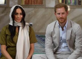 Меган Маркл и принц Гарри побывали в старейшей мечети Кейптауна (ФОТО+ВИДЕО)