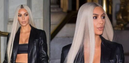 После новостей о красной волчанке Ким Кардашьян рассказала о самочувствии