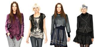 Модная одежда в одном месте