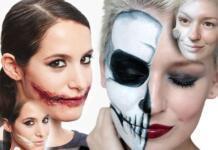 Грим на Хэллоуин: как сделать в домашних условиях | Секреты раскрывает главный гример телеканала СТБ Виктория Бессараб