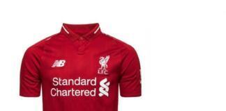 Где купить футбольную форму Ливерпуль