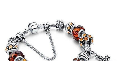 С чем сочетать браслет пандора?