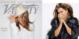Power of Women: Дженнифер Энистон появилась в спецпроекте Variety (ФОТО)