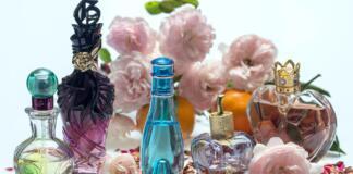 Три типа парфюмерии