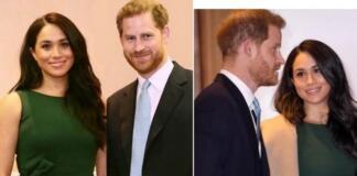Меган Маркл и принц Гарри появились на церемонии WellChild Awards в Лондоне (ФОТО)
