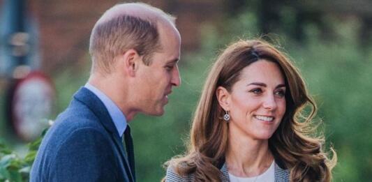 Герцоги Кембриджские появились на встрече с волонтерами в Лондоне (ФОТО)