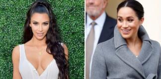 Ким Кардашьян вступилась за Меган Маркл и принца Гарри в их борьбе с фейками