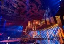 """""""M1 Music Awards. П'ять"""": двухуровневая сцена с лифтом, тонны подвесного оборудования и другие сюрпризы церемонии"""