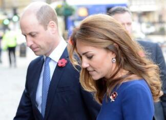 Герцоги Кембриджские посетили открытие благотворительного фонда в Лондоне