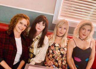 """Перезагрузку """"Беверли-Хиллз, 90210"""" закрывают после первого сезона"""