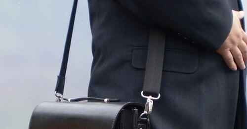 Мужские сумки для документов. Портфели