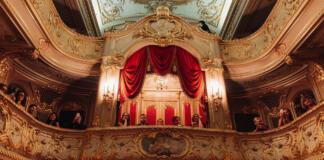 Ожившая сказка: красочные фото бала в Юсуповском дворце