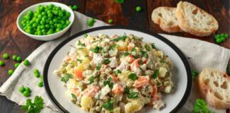 Оливье: история появления и оригинальный рецепт салата