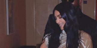С гардероба Майкла Джексона: Ким Кардашьян подарила дочери неприлично дорогой подарок на Рождество