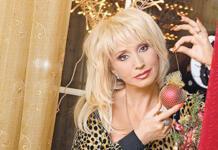 Ирина Аллегрова: «Новый год — это аромат свежего огурца»